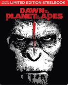 Dawn Of The Planet Of The Apes: Limited Edition (Blu-ray)(SteelBook)