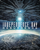 Independence Day: Resurgence: Limited Edition (Blu-ray)(SteelBook)