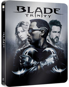 Blade: Trinity: Limited Edition (Blu-ray-UK)(SteelBook)