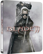 Blade II: Limited Edition (Blu-ray-UK)(SteelBook)