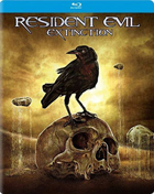 Resident Evil: Extinction: Limited Edition (Blu-ray)(SteelBook)