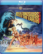 When Dinosaurs Ruled The Earth: Warner Archive Collection (Blu-ray)