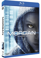 Morgan (2016)(Blu-ray-SP)