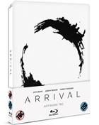Arrival: Limited Edition (Blu-ray-UK)(SteelBook)