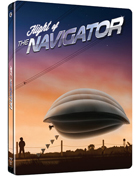 Flight Of The Navigator: Limited Edition (Blu-ray-UK)(SteelBook)