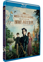 Miss Peregrine's Home For Peculiar Children (Blu-ray-FR)