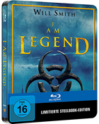 I Am Legend: Limited Edition (Blu-ray-GR)(SteelBook)