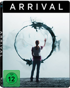 Arrival: Limited Edition (Blu-ray-GR)(SteelBook)