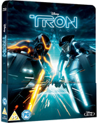 Tron Legacy: Lenticular Limited Edition (Blu-ray-UK)(SteelBook)