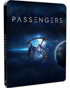 Passengers: Limited Edition (2016)(Blu-ray 3D-UK/Blu-ray-UK)(SteelBook)
