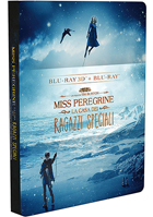 Miss Peregrine's Home For Peculiar Children: Limited Edition (Blu-ray 3D-IT/Blu-ray-IT)(SteelBook)