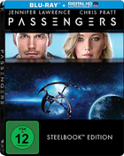 Passengers: Limited Edition (2016)(Blu-ray-GR)(SteelBook)