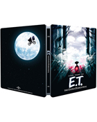 E.T.: The Extra-Terrestrial: Limited Edition (Blu-ray-IT)(SteelBook)