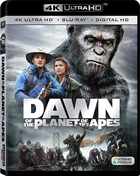 Dawn Of The Planet Of The Apes (4K Ultra HD/Blu-ray)