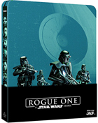 Rogue One: A Star Wars Story: Limited Edition (Blu-ray 3D-IT/Blu-ray-IT)(SteelBook)