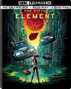 Fifth Element: Limited Edition (4K Ultra HD/Blu-ray)(SteelBook)