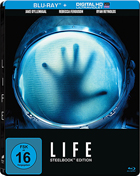 Life: Limited Edition (2017)(Blu-ray-GR)(SteelBook)