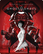 Ghost In The Shell: Limited Edition (2017)(4K Ultra HD/Blu-ray)(SteelBook)