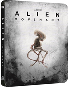 Alien: Covenant: Limited Edition (Blu-ray/DVD)(SteelBook)