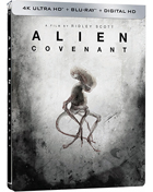 Alien: Covenant: Limited Edition (4K Ultra HD/Blu-ray)(SteelBook)