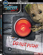 Guardians Of The Galaxy Vol. 2: Limited Edition (4K Ultra HD/Blu-ray 3D/Blu-ray)(SteelBook)