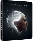Ex Machina: Limited Edition (Blu-ray-IT)(SteelBook)