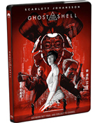 Ghost In The Shell: Limited Edition (2017)(4K Ultra HD-UK/Blu-ray-UK)(SteelBook)