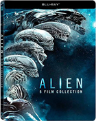 Alien 6 Film Collection: Limited Edition (Blu-ray-IT)(SteelBook): Alien / Aliens / Alien3 / Alien: Resurrection / Prometheus / Alien: Covenant