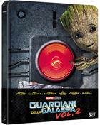 Guardians Of The Galaxy Vol. 2: Limited Edition (Blu-ray 3D-IT/Blu-ray-IT)(SteelBook)