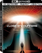 Close Encounters Of The Third Kind: 40th Anniversary Edition: Limited Edition (4K Ultra HD/Blu-ray)(SteelBook)