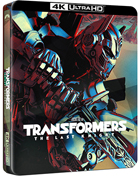 Transformers: The Last Knight: Limited Edition (4K Ultra HD/Blu-ray)(SteelBook)