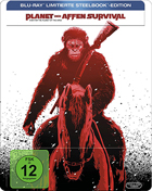 War For The Planet Of The Apes: Limited Edition (Blu-ray-GR)(SteelBook)