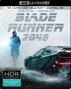 Blade Runner 2049: Limited Edition (4K Ultra HD/Blu-ray)(SteelBook)