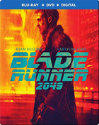 Blade Runner 2049: Limited Edition (Blu-ray/DVD)(SteelBook)