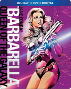 Barbarella (Blu-ray/DVD)(SteelBook)