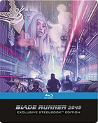 Blade Runner 2049: Limited Edition (Blu-ray-FR/CD)(SteelBook)