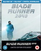 Blade Runner 2049: Limited Edition (Blu-ray 3D-UK/Blu-ray-UK)(SteelBook)