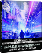 Blade Runner 2049: Limited Edition (4K Ultra HD-SP/Blu-ray-SP)(SteelBook)