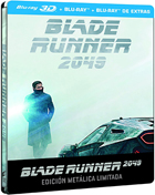 Blade Runner 2049: Limited Edition (Blu-ray 3D-SP/Blu-ray-SP)(SteelBook)