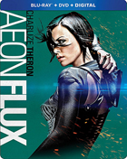 Aeon Flux (2005)(Blu-ray/DVD)(SteelBook)