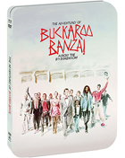 Adventures Of Buckaroo Banzai Across The 8th Dimension: Limited Edition (Blu-ray)(SteelBook)