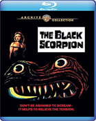 Black Scorpion: Warner Archive Collection (Blu-ray)