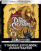 Dark Crystal: Anniversary Edition: Limited Edition (4K Ultra HD-IT/Blu-ray-IT)(SteelBook)