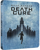 Maze Runner: The Death Cure: Limited Edition (Blu-ray/DVD)(SteelBook)