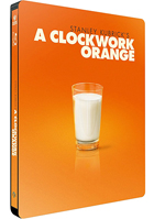Clockwork Orange: Limited Edition (Blu-ray-FR)(SteelBook)