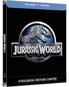Jurassic World: Limited Edition (Blu-ray-FR)(SteelBook)