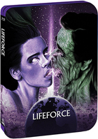 Lifeforce: Limited Edition (Blu-ray)(SteelBook)