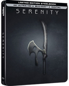 Serenity: Limited Edition (4K Ultra HD/Blu-ray)(SteelBook)