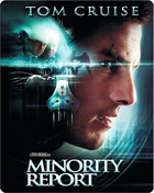 Minority Report: Limited Edition (Blu-ray-UK)(SteelBook)