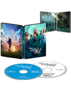 Wrinkle In Time: Limited Edition (2018)(Blu-ray/DVD)(SteelBook)